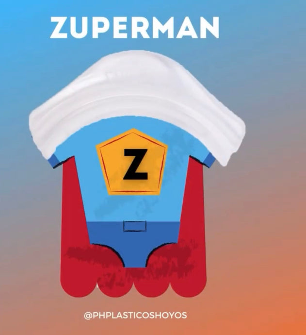 Have no fear, Zuperman is here!!