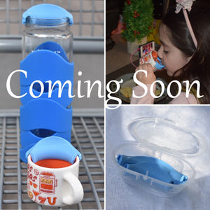 ZtrawSafe® 2-Pack Food Grade Silicone Made Drink Spout