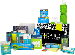 The College School Supplies iCare Package