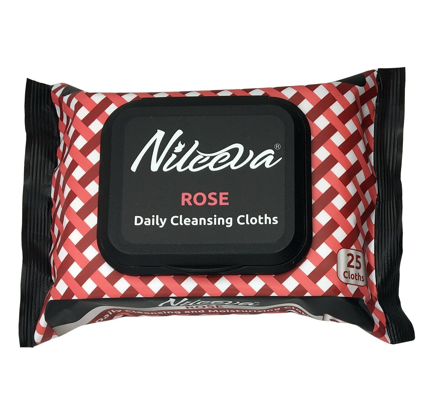 Nileeva Rose Daily Cleansing Cloths