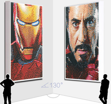 Load image into Gallery viewer, 3D Brick Art Portrait (24cm x 32cm)