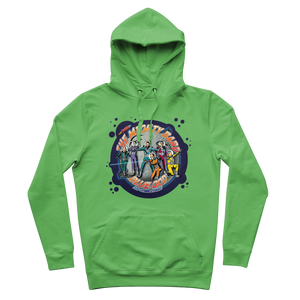 Blue God and Other Stories Collection Blue God and Other Stories Premium Hoodie