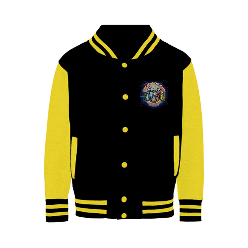 Blue God and Other Stories Collection Blue God and Other Stories Varsity Jacket