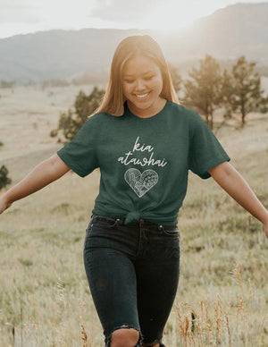 Kia Atawhai - Be Kind - Kiwi Positive Unisex Fit Tee