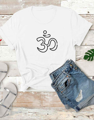 Om - Luxury Yoga Unisex Fit T-Shirt