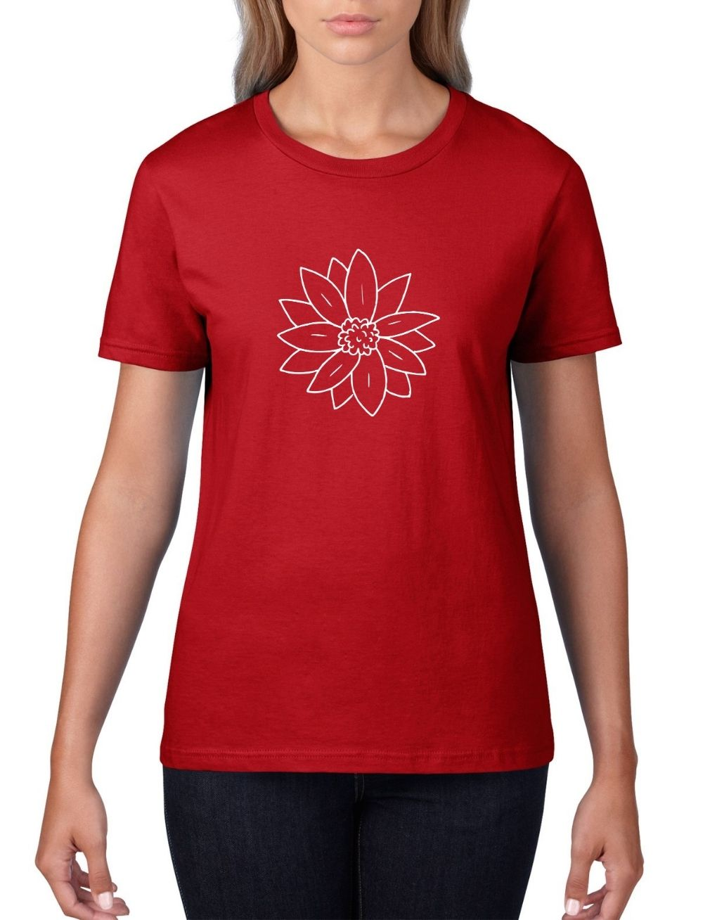 Summer Flower - Women's Fit T-Shirt