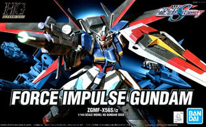 1/144 HG Force Impulse Gundam