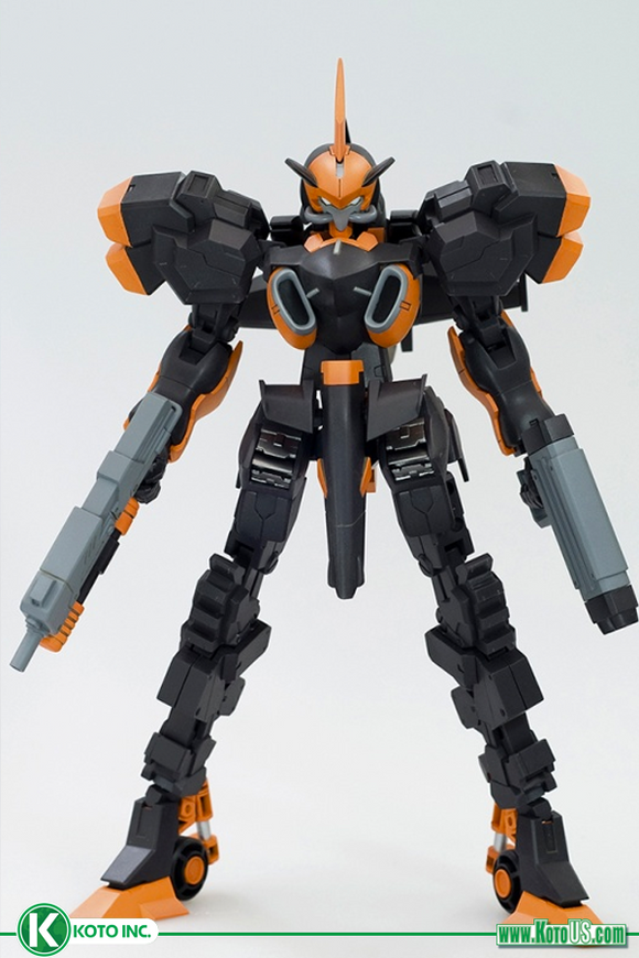 FRAME ARMS KHANJAR:RE PLASTIC MODEL KIT
