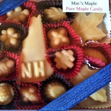 Pure NH Maple Candy Large Assortment
