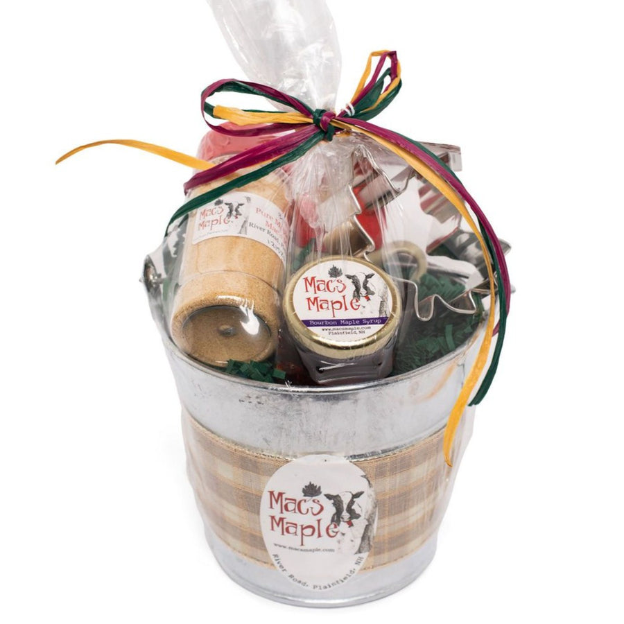 Maple Gift Bucket