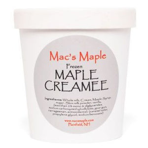 Maple Creamee Pint