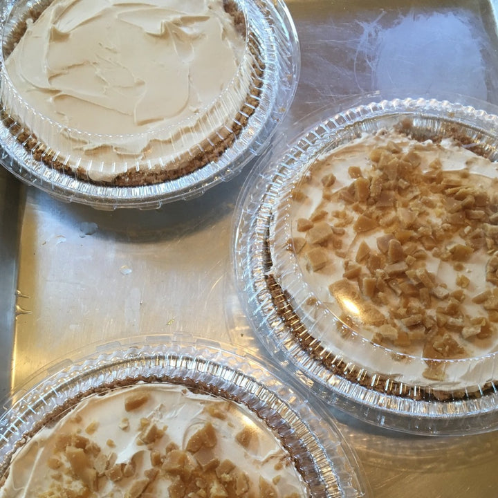 Maple Creamee Pie
