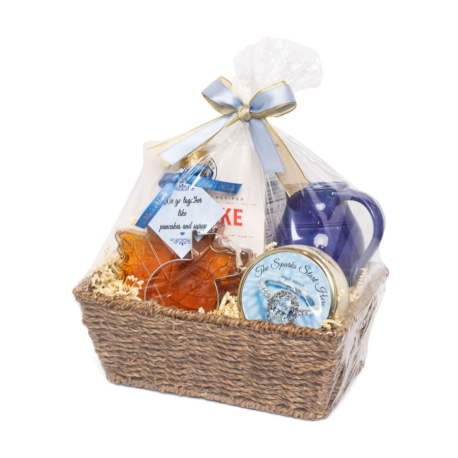 Couples Gift Basket