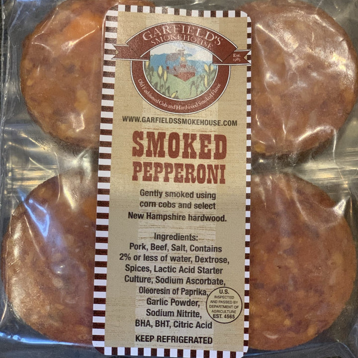 Smoked Pepperoni