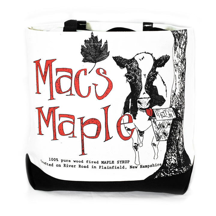 Mac's Maple Canvas Bag