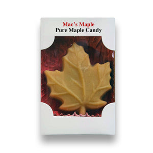 Pure NH Maple Candy Large Leaf