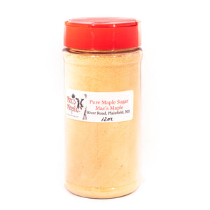 Mac's Maple Pure NH Maple Sugar Shaker