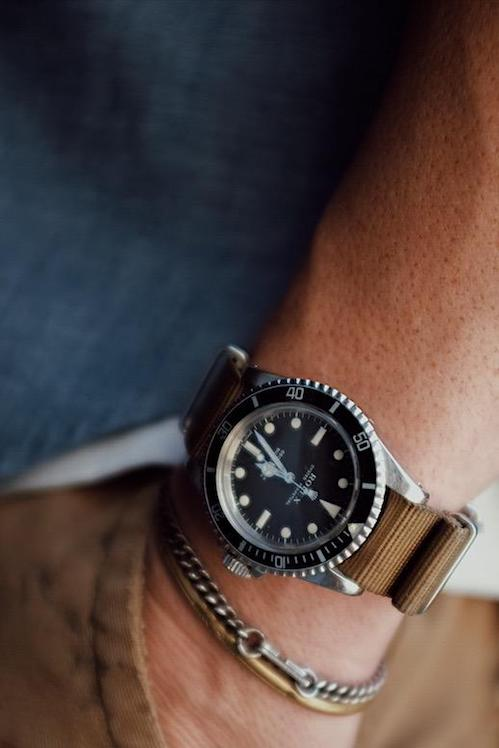 Icons: The Reference 5513 Rolex Submariner