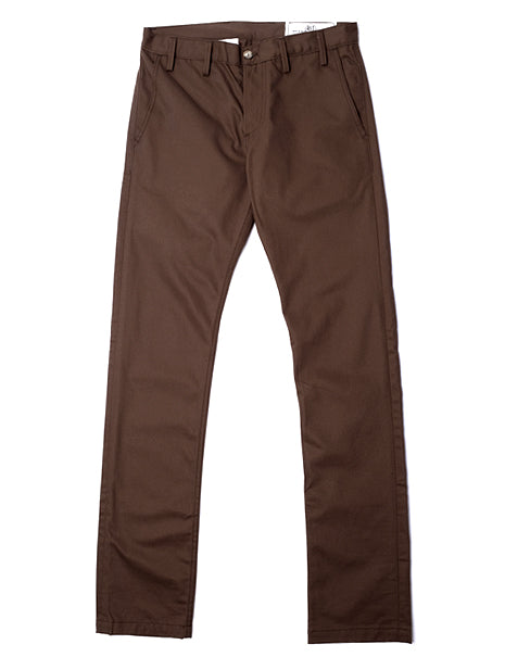 Officer Trouser in Nutmeg