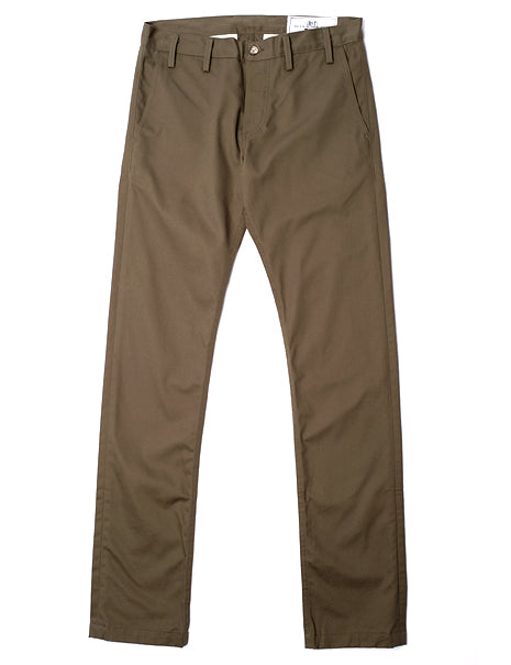 Officer Trouser in Olive-Pants-Rogue Territory-General Quarters
