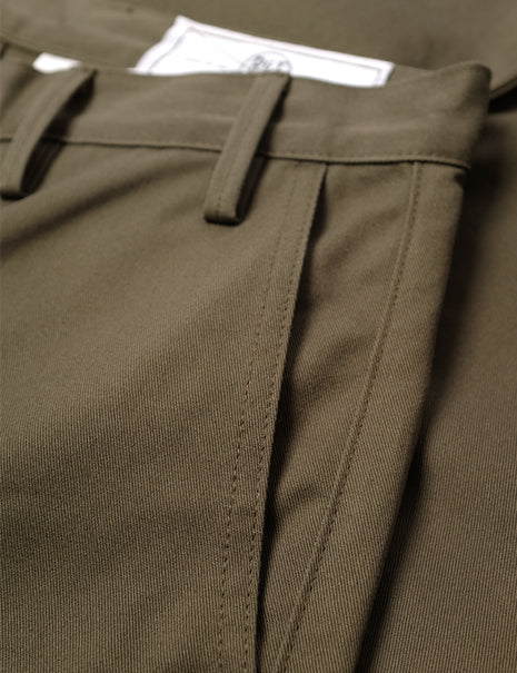 Officer Trouser in Olive