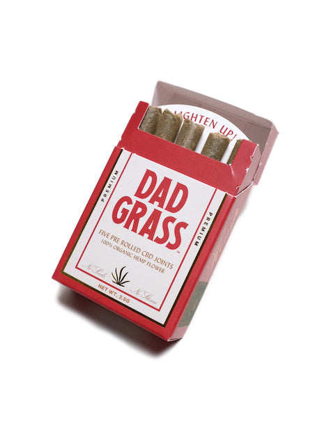 Hemp CBD Preroll in 5 Pack-Supplies-Dad Grass-General Quarters