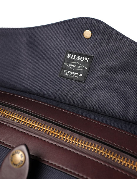 Small Duffle in Navy-Supplies-Filson-General Quarters