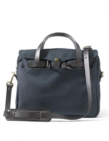 Original Briefcase in Navy-Supplies-Filson-General Quarters