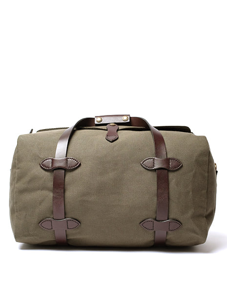 Small Duffle in Otter Green