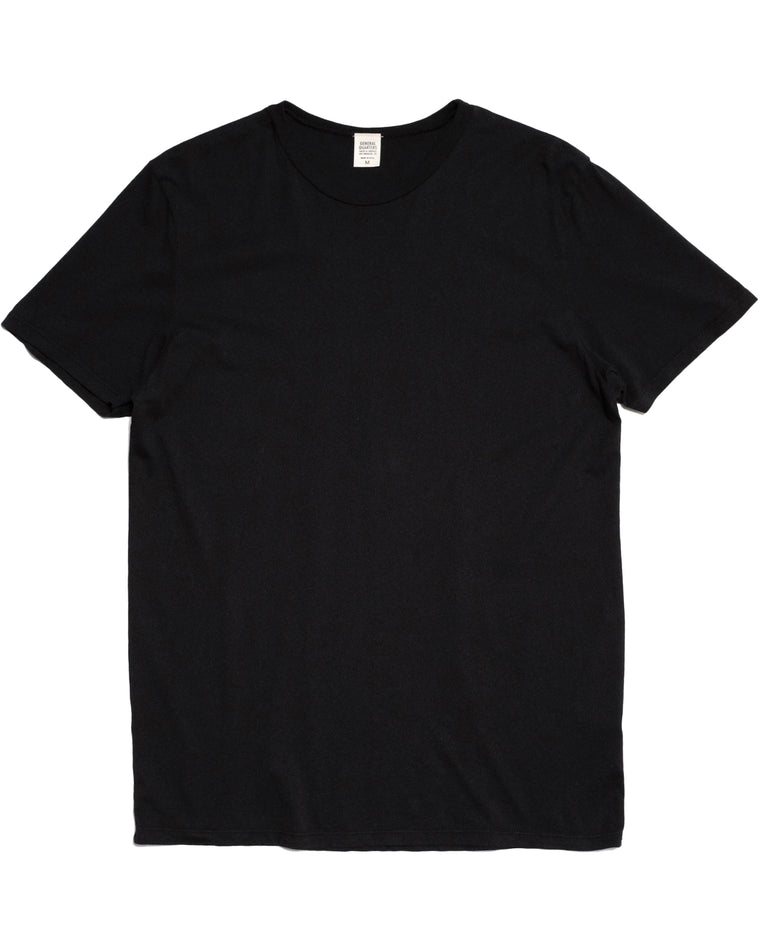 Basic T-Shirt in Black