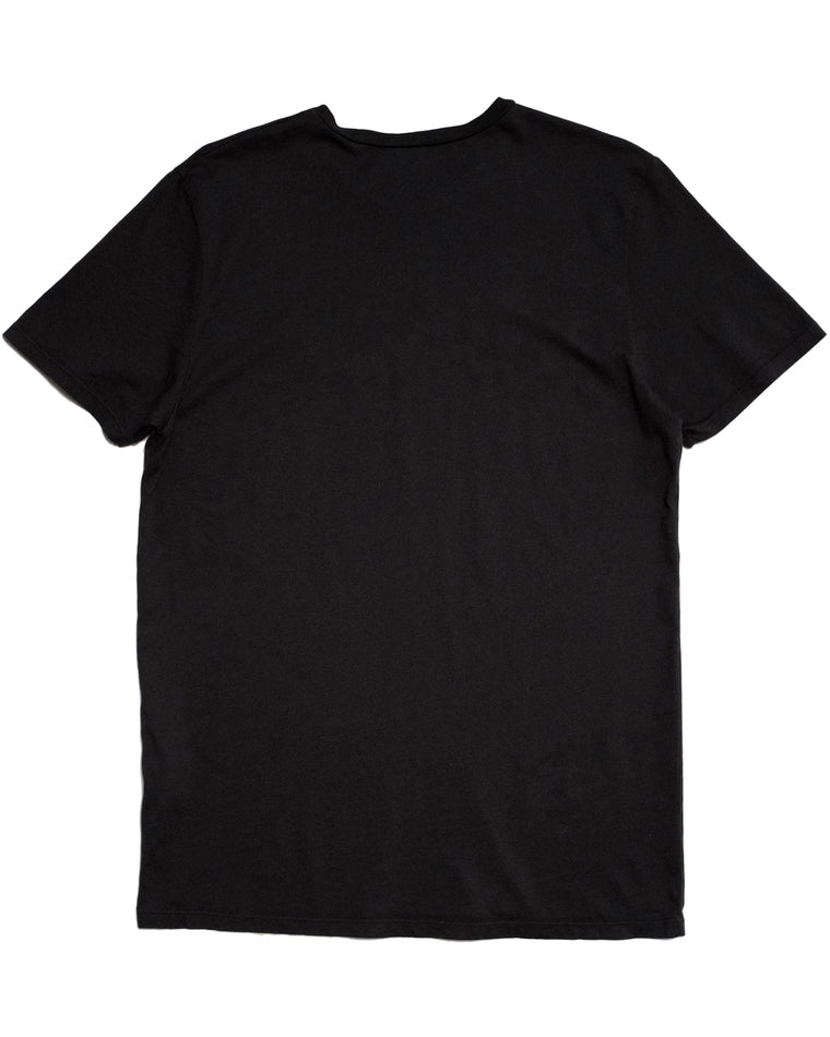 Basic T-Shirt in Black-T-Shirts-General Quarters-General Quarters