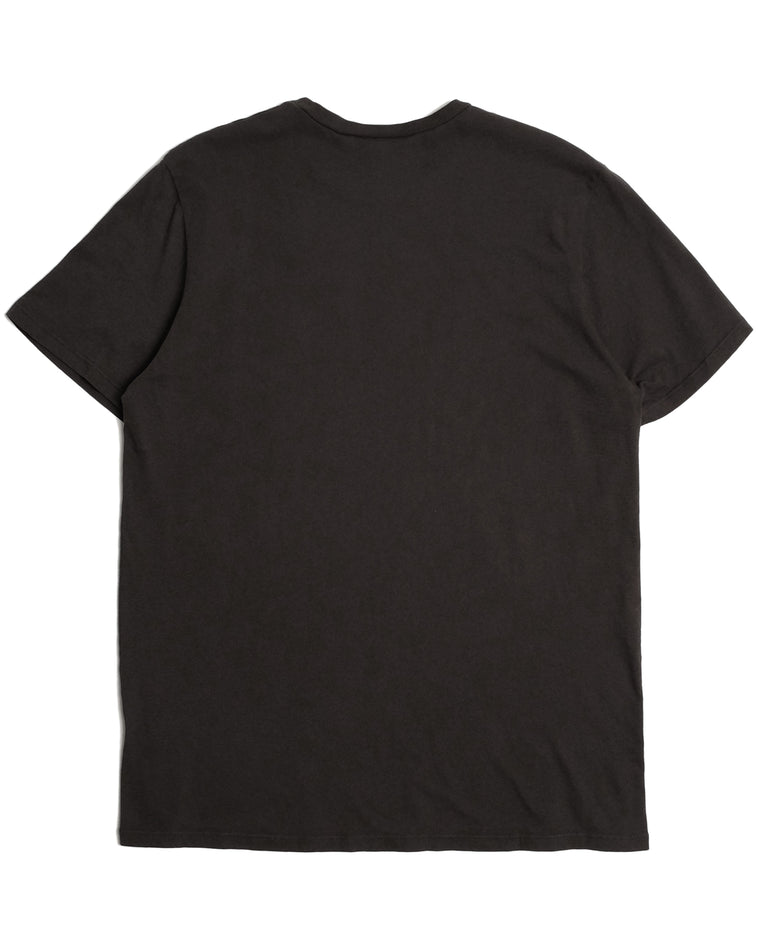 Basic T-Shirt in Vintage Black-T-Shirts-General Quarters-General Quarters