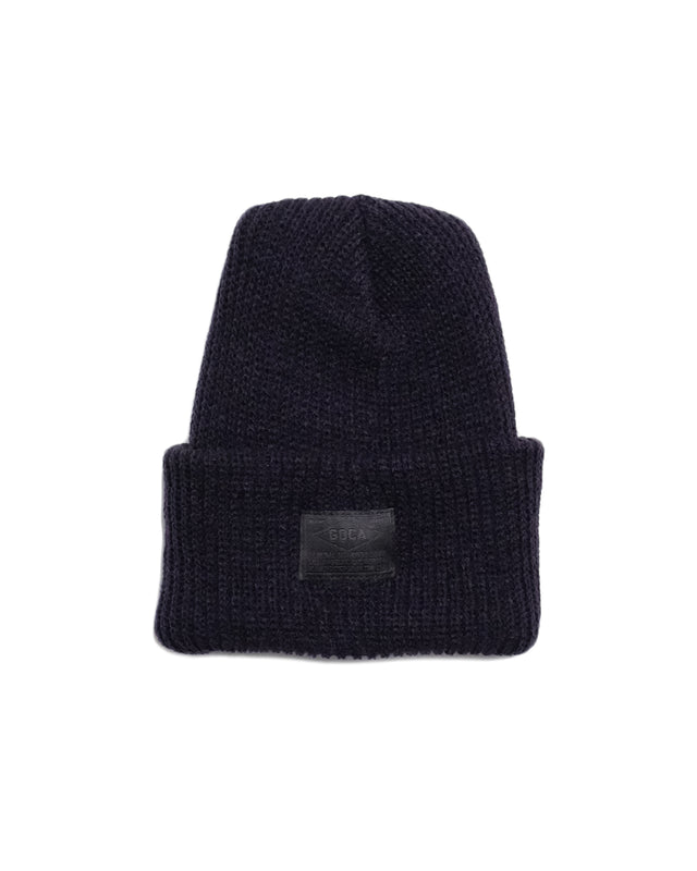 Beanie in Navy-Accessories-General Quarters-General Quarters