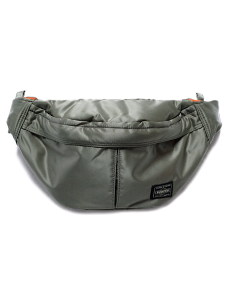 Tanker Waist Bag in Sage Green