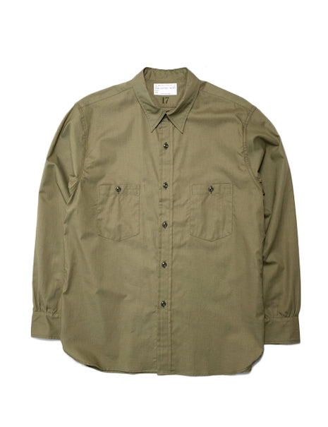 N-3 Utility Shirt in Olive