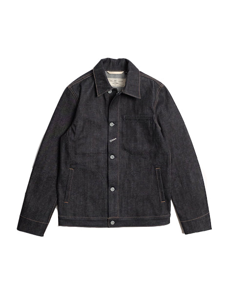 15 oz. Denim Supply Jacket in Indigo