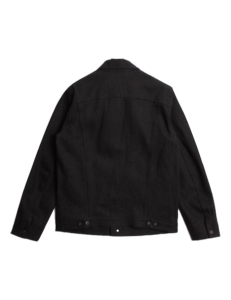 15 oz. Denim Supply Jacket in Stealth-Layers-Rogue Territory-General Quarters