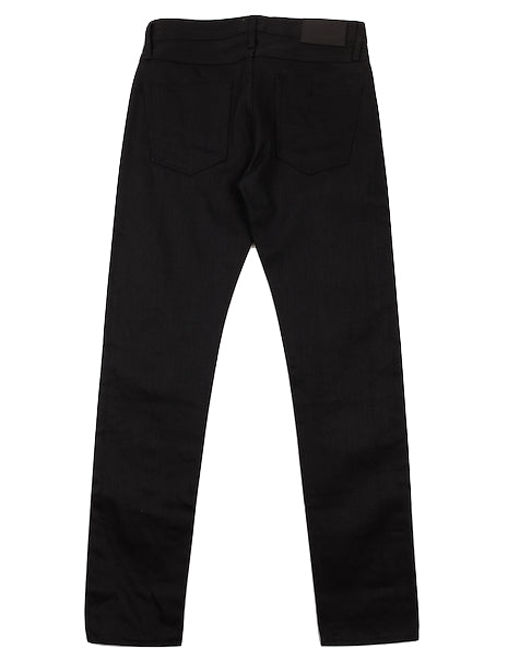 13.5 oz. Ladbroke Grove in Black-Pants-Tellason-General Quarters
