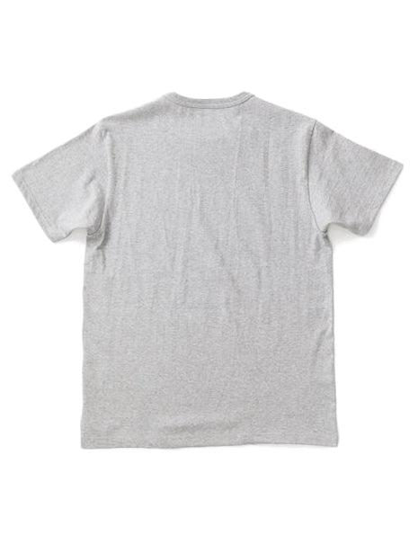 2-Pack T-Shirts in Grey-T-Shirts-The Real McCoy's-General Quarters