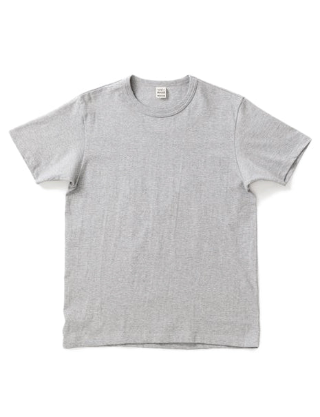 2-Pack T-Shirts in Gray-T-Shirts-The Real McCoy's-General Quarters