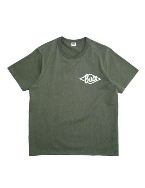Buco Riding Togs T-Shirt in Green