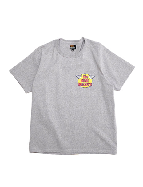 Logo T-Shirt in Grey