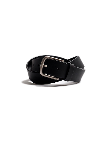 Thin Belt in Black