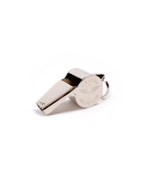 Aviator Whistle in Nickel