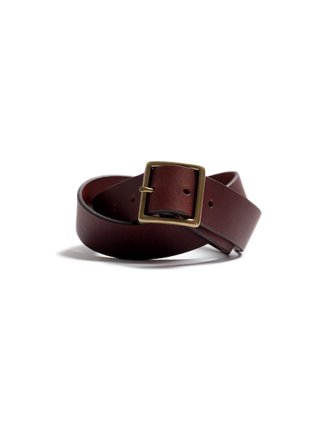 Uniform Belt in Brown