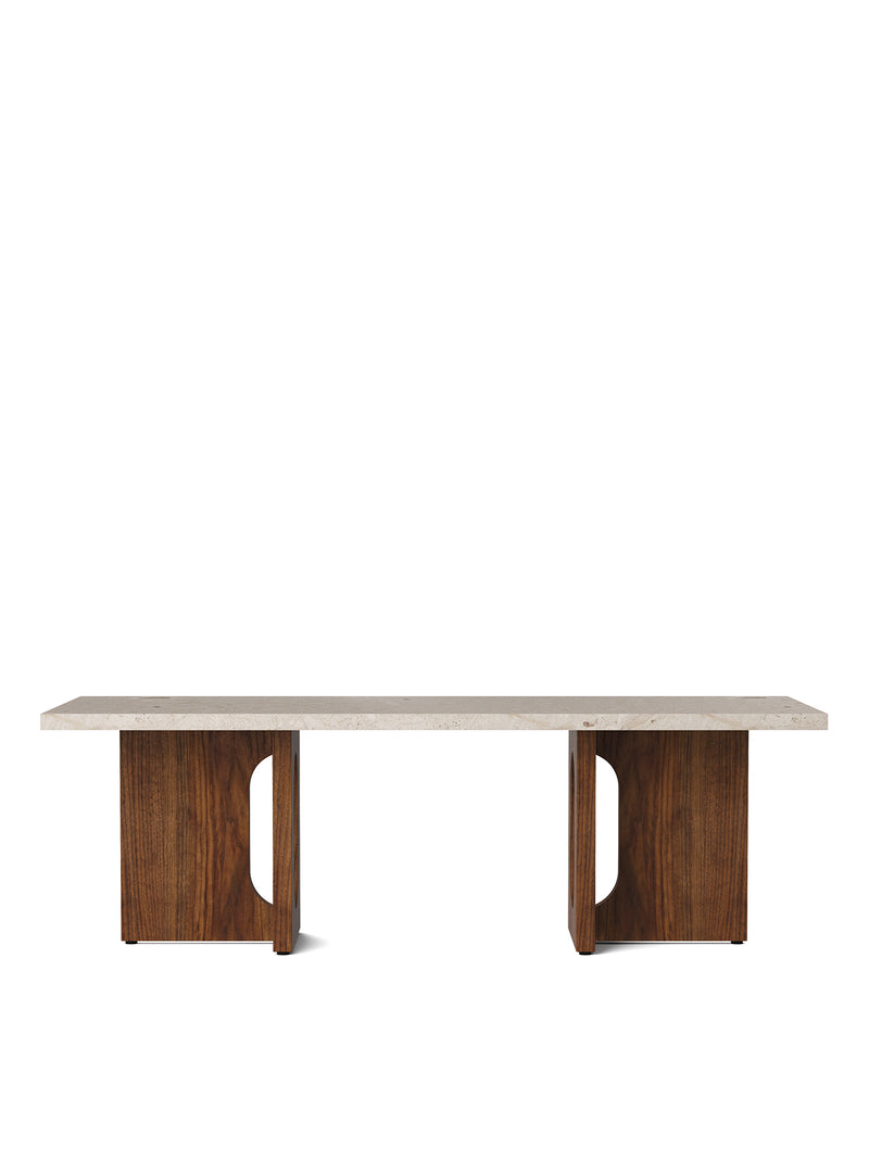 Androgyne Lounge Table, Wood