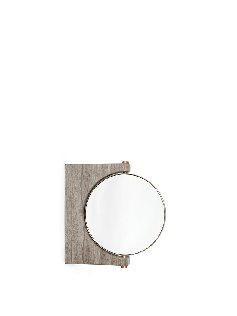 Pepe Marble Mirror, Wall
