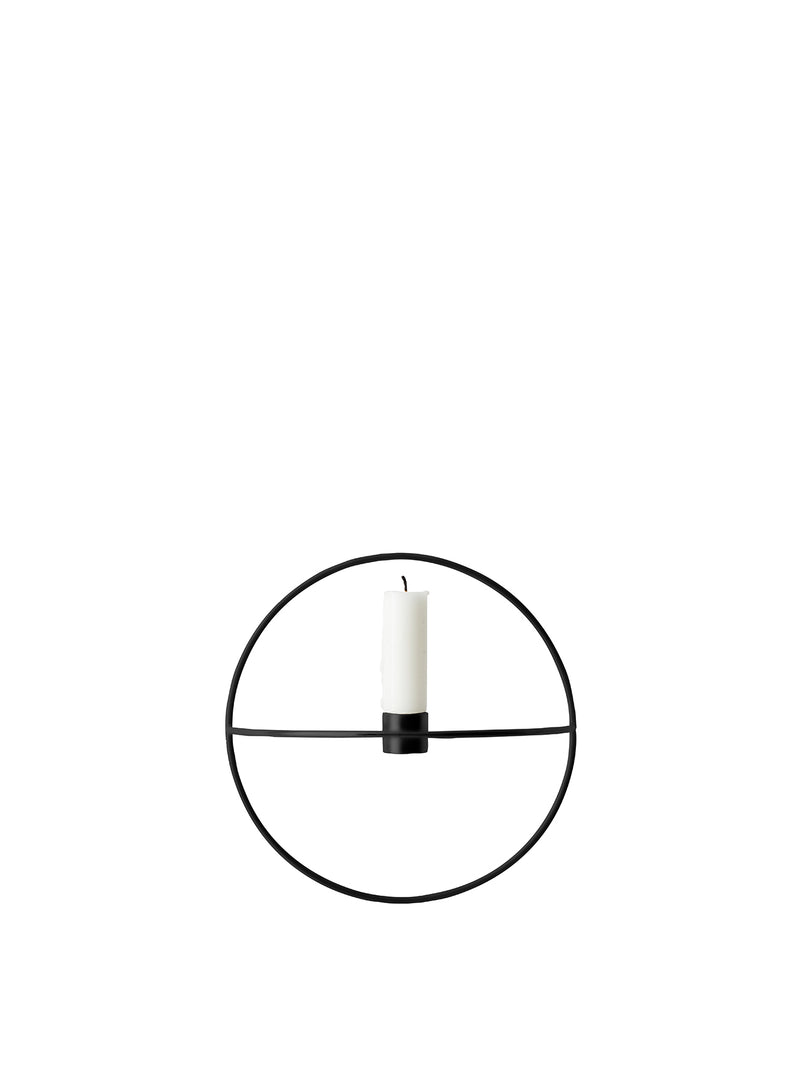 POV Circle Candle Holder