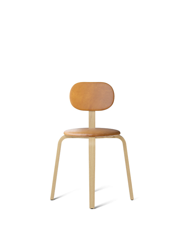 Afteroom Plywood, Upholstered Seat & Back