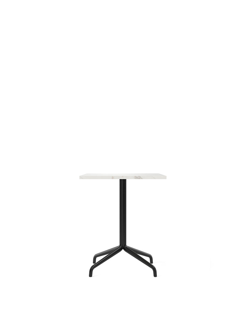 Harbour Column Table, 60x70 With Star Base